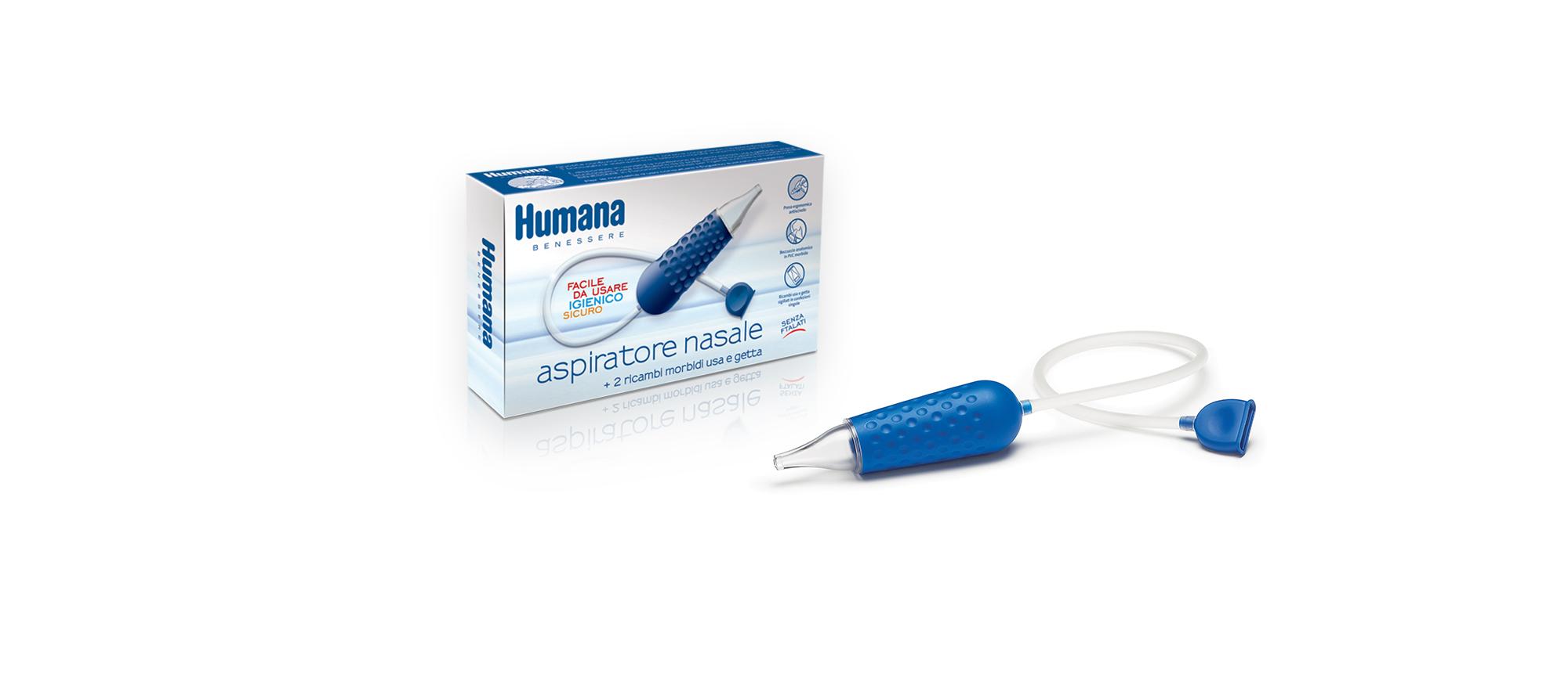 Aspiratore Humana